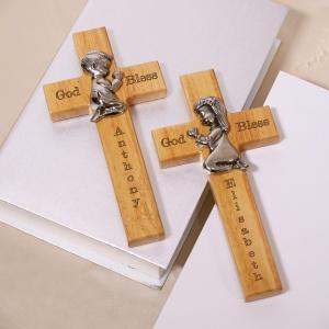 Custom-designed Wood Cross
