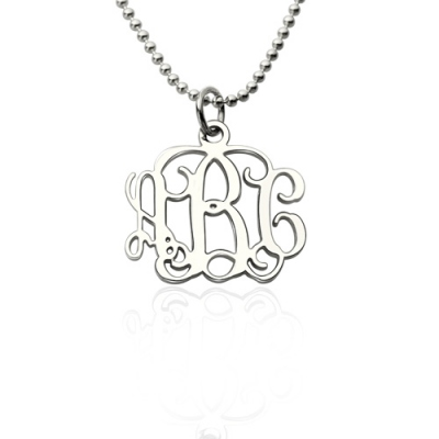 Sterling Silver Charming Personalized 0.72