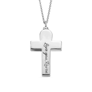 Cremation Necklace for Ashes