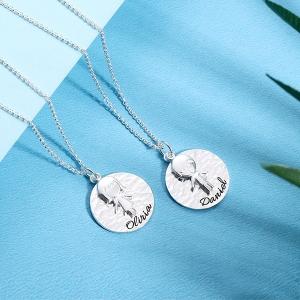 children charm necklace