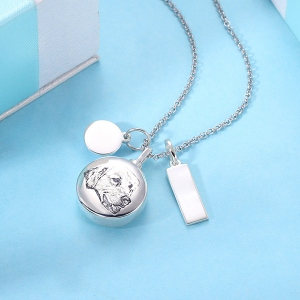 Memorial Necklace for baby