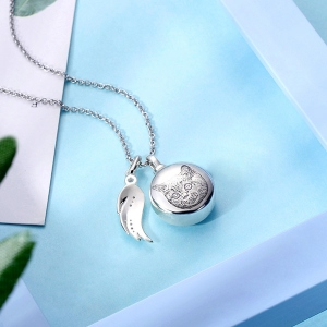 Memorial Necklace for pet