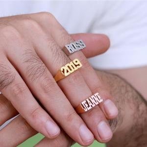 Script Name Ring