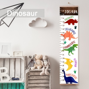 Customizable Children Name Growth Chart
