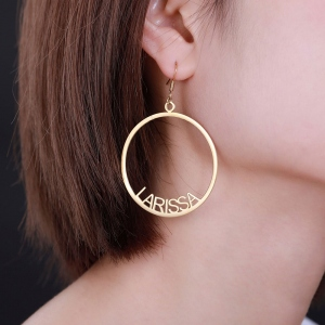 sun and Moon Mismatch Earrings